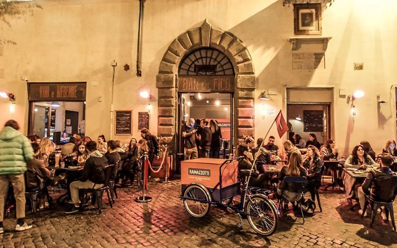Where to have Aperitivo in Rome