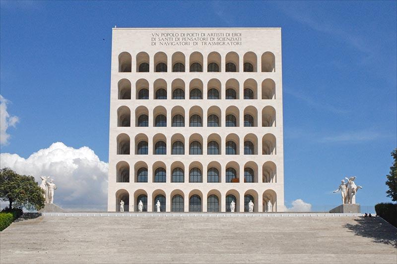 Italian Civilisation Palace Rome