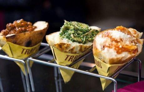 Trapizzino: a taste of Roman street-food