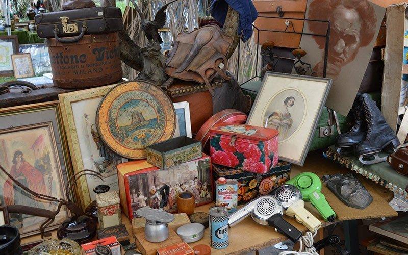 Vintage Shop in Rome