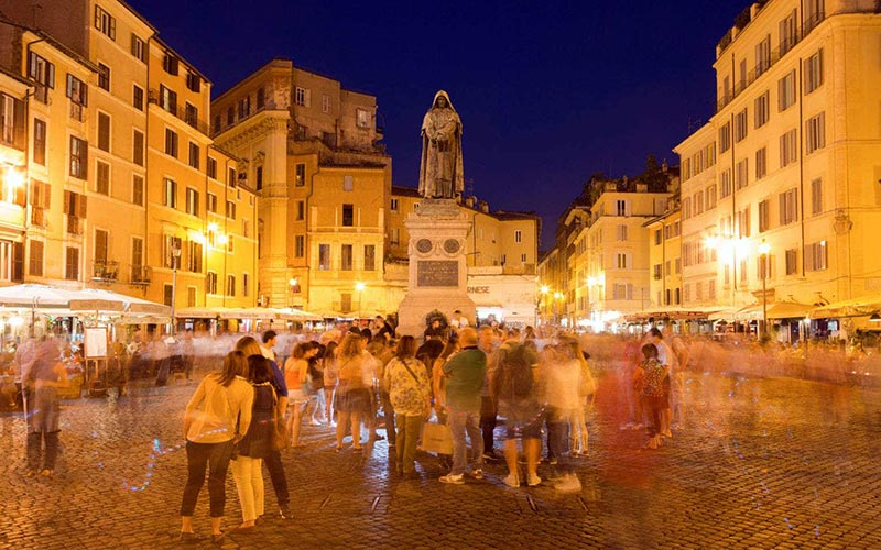 campo de fiori rome nightlife guide - photo#17
