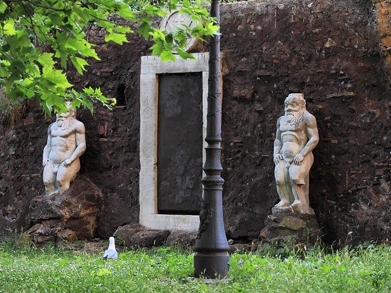 Alchemical Door Rome