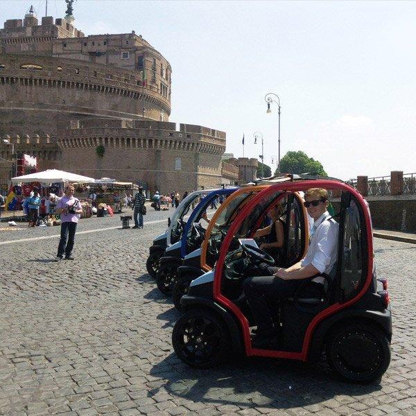 St. Angel's Castel, Rome