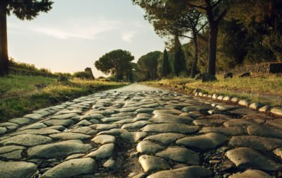 A short history of Rome's transport