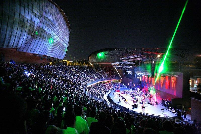 Auditorium Parco della Musica Rome