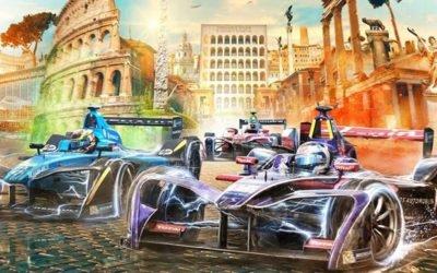 Rome ePrix 2018