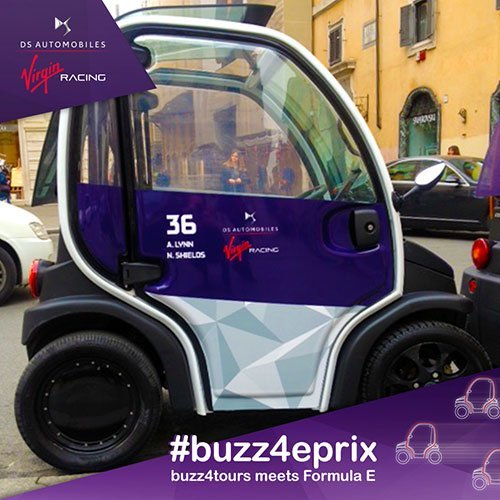 Rome ePrix: Buzz n. 36...Ready, Steady, Go!