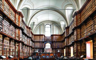 Biblioteca Angelica Rome