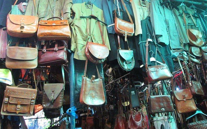 Vintage Shopping in Rome, Via Sannio