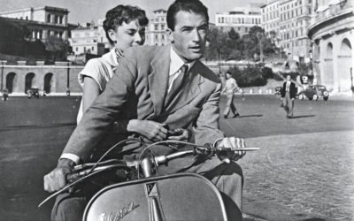 Roman Holiday Vespa Tour