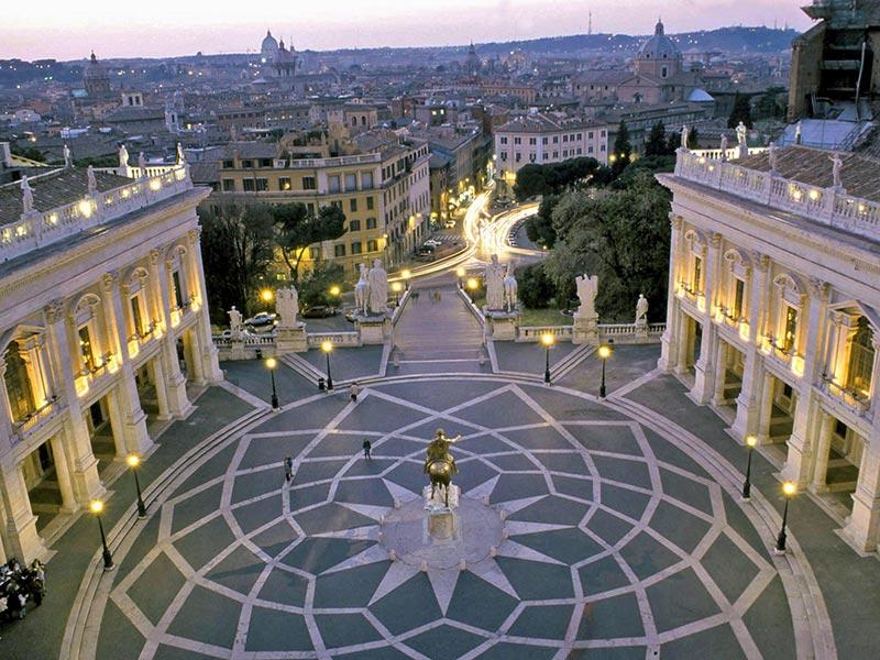 Capitoline Hill, Rome
